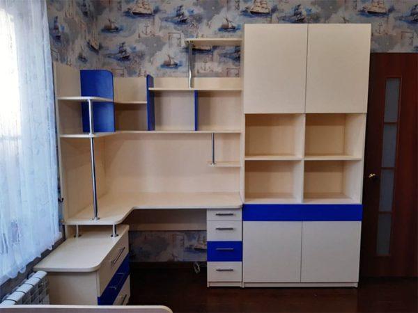 Мебель для детской комнаты Лазурит