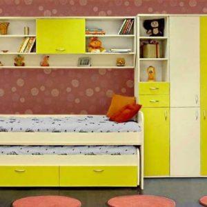"Детская комната ""Смешарики"""