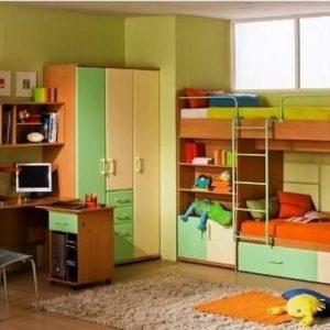 "Детская комната ""Солнышко"""