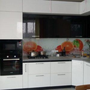 """Кухня из эмали """"Паола"""""""