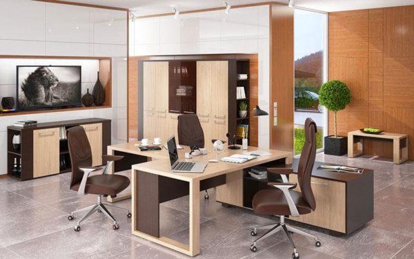 """Мебель для офиса """"Гамильтон"""""""