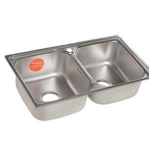 Кухонная мойка PREMIAL PL 7542